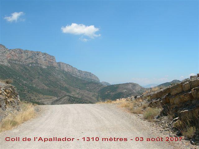 Coll de l'Apallador - ES-L-1310