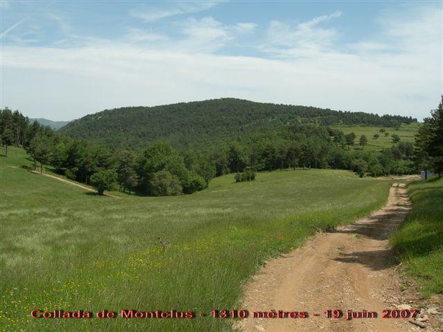 Collada de Montclus - ES-B-1310a