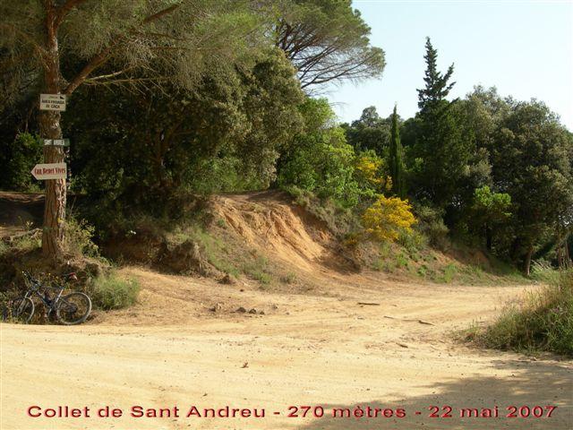 Collet de Sant Andreu - ES-B-0270 b