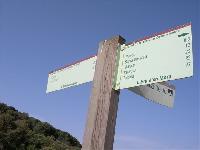 Coll de l'Era d'en Mora - ES-B-0190 a (Panneau)