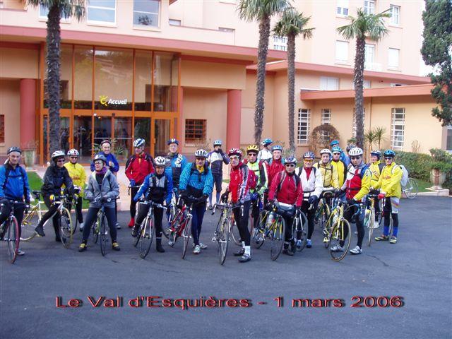 Le Val d'Esquières 2006