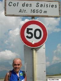 Col des Saisies - FR-73-1633 (Panneau)