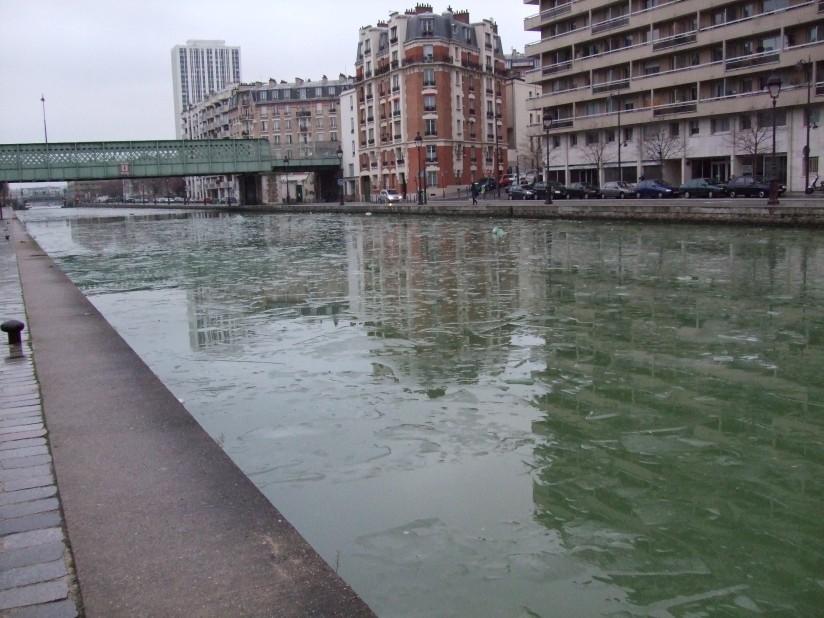 Glace sur l'eau à Paris......! 071227010203152141550851