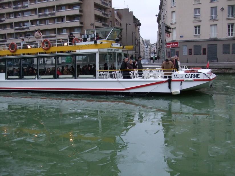 Glace sur l'eau à Paris......! 071227010756152141550859