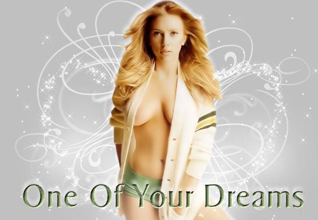 One of your dreams forum de discussion de bonne humour! 071227043110194871552049