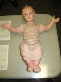 Le nouveau petit Jésus est né !