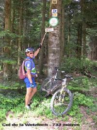 Col de la Wetzloch - FR-57-0732