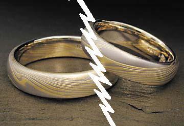 Bagues divorcées