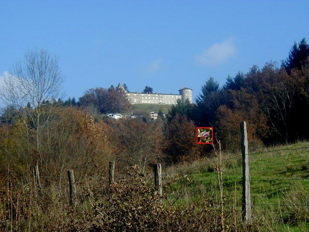 Vollore - Château 001