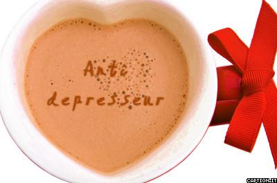 Chocolat = antidépresseur ?
