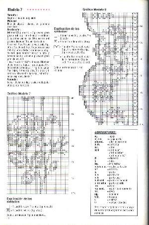 Crochet : Livre Diana (12) Modéles waw dans Patron 080222010225178861747805