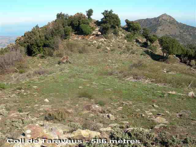 Coll de Taravaus - ES-GI-0586