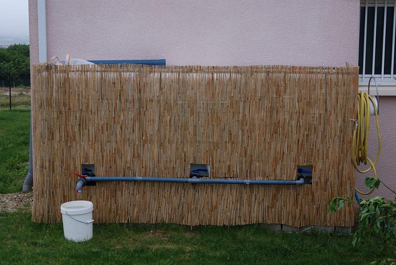 Filtration eau de pluie regard avant la cuve 47 messages page 2 - Comment recuperer l eau verte de ma piscine ...