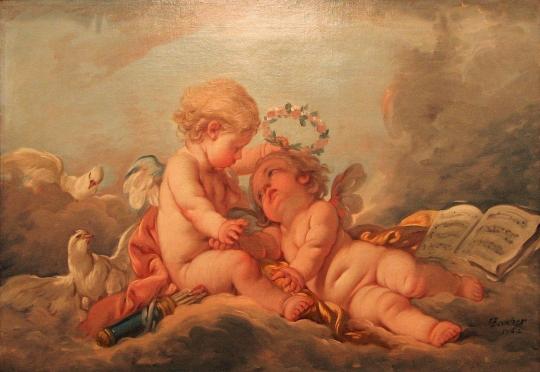 tableaux d'ange