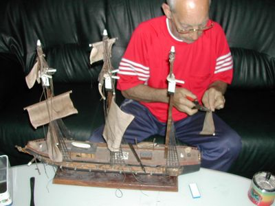 Fragata Espanola ano 1780 080516120305271462070976