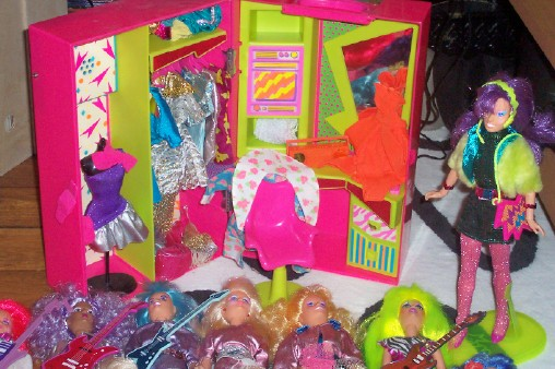 [JEM] ooaks dolls jem! 080518122257287402079597