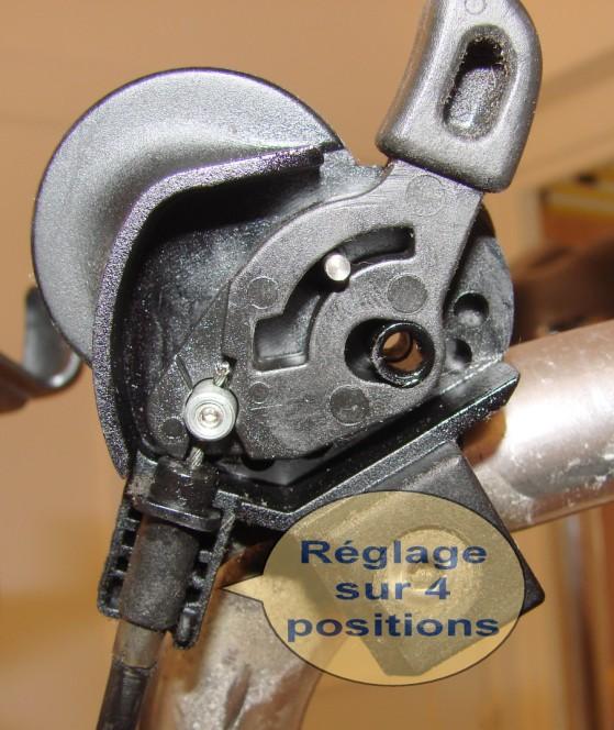 Réglage et réparation du changement de vitesses par pignons 080522101219152142101283