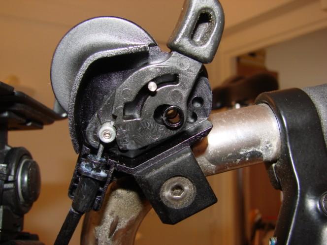 Réglage et réparation du changement de vitesses par pignons 080522101427152142101293