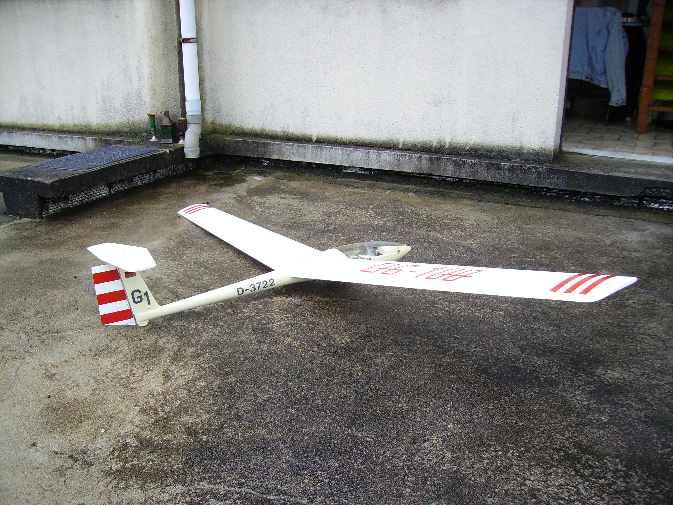 Mon nouveau planeur. 080530094445228112135899