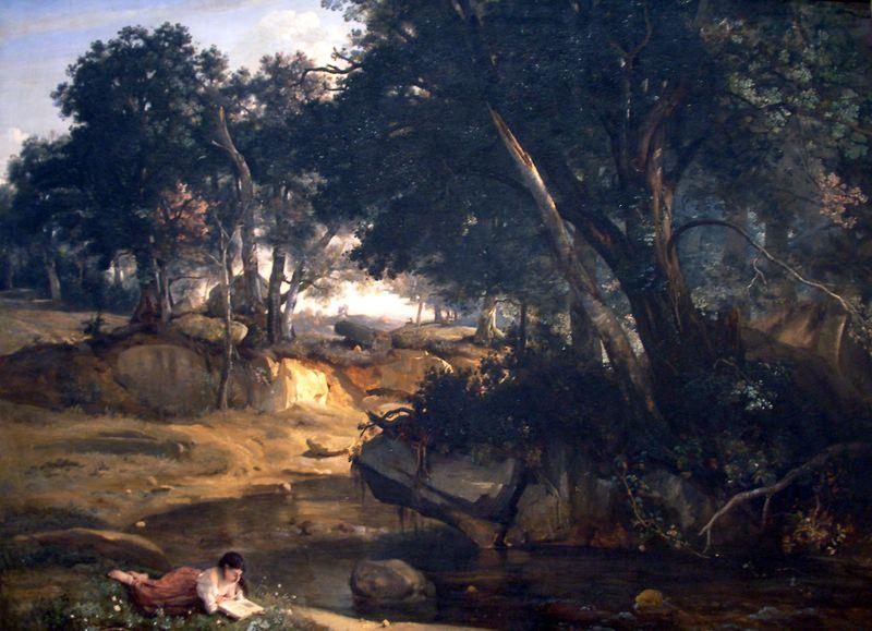 foet-de-fontainebleau-1830-jean-baptiste-camille-corot_1172225200