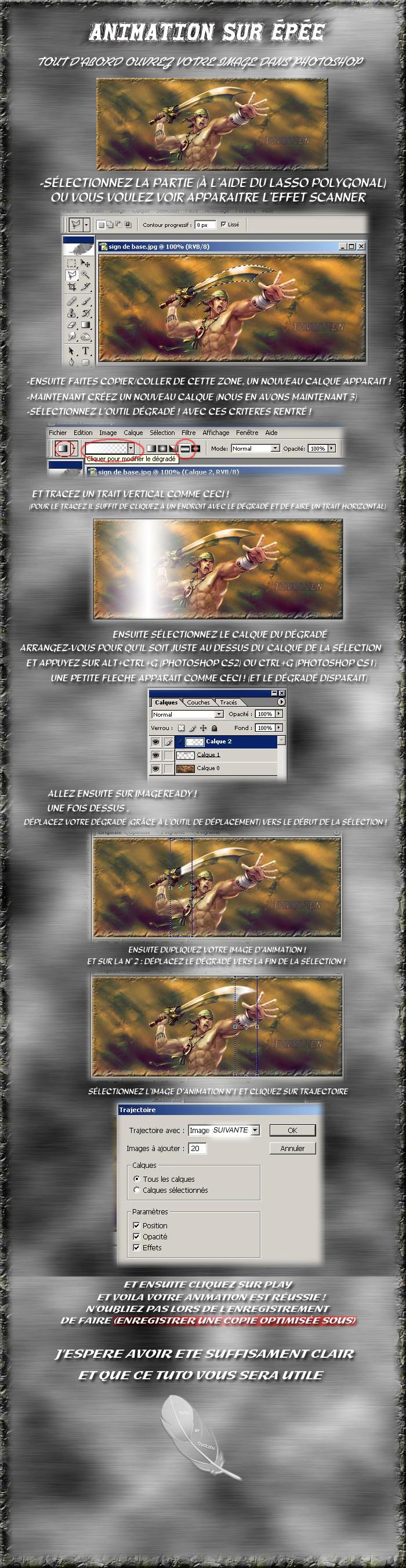 Animation effet reflet 08073105460958772330906