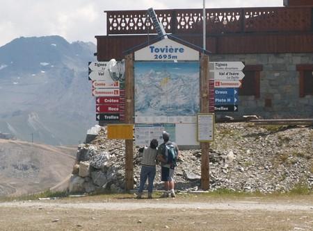 A 2 700 mètres