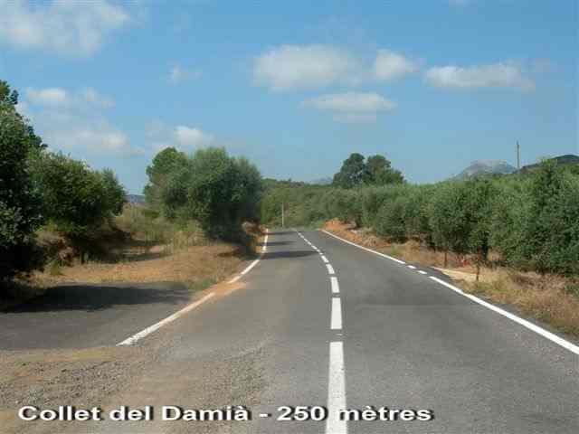 Collet del Damià - ES-T-0250