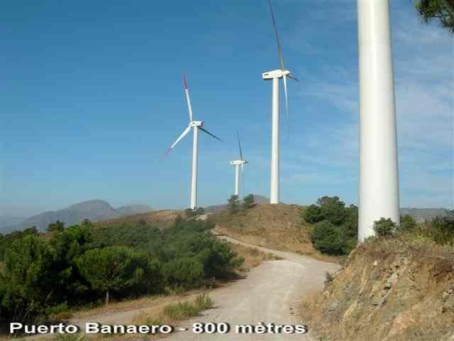 Puerto Banaero - ES-MA- 800 mètres
