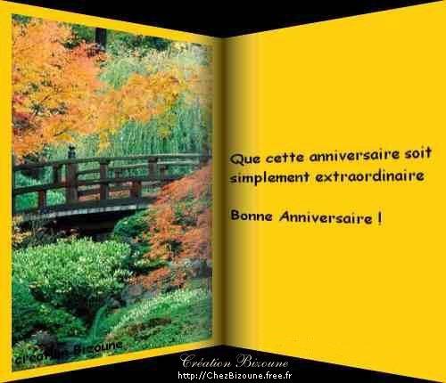 Bon Anniversaire A R 233 Jean Conjoint De Notre Amie Danadou