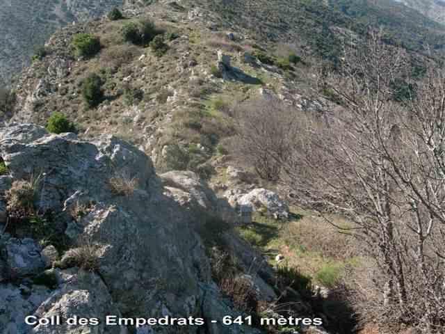 Coll des Empedrats - ES-GI-0641