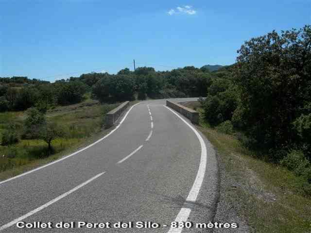 Collet del Peret del Silo - ES-T- 880 mètres