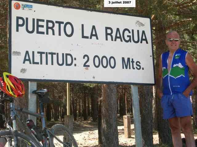 Puerto de la Ragua - ES-AL-2039 (Panneau)