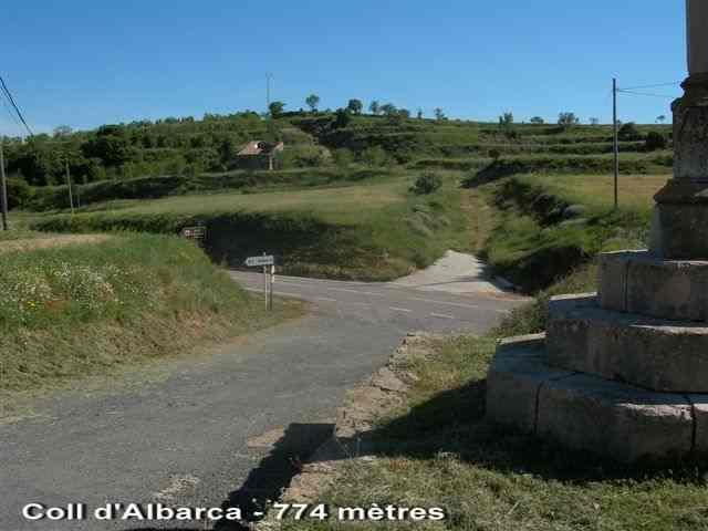 Coll d'Albarca - ES-T-0774