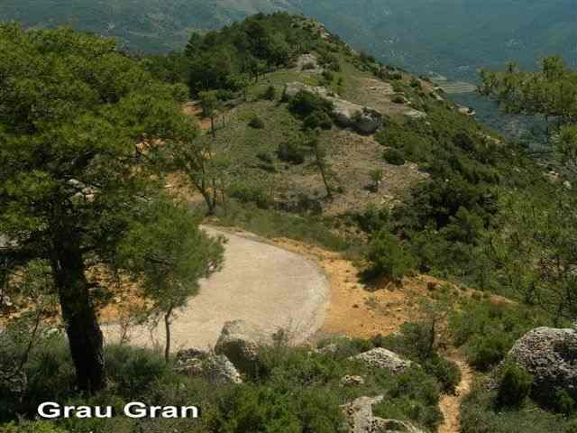 Grau Gran - ES-T- 986 mètres