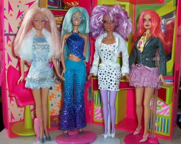 [JEM] ooaks dolls jem! 080905113414287402461382