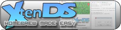 Get XtenDS the free NDS Gamemaker!