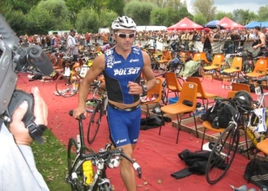 Mickaël Gros au Triathlon de Villevêque 080924083736413832533837