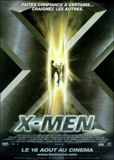 X Men Trilogie BDRip 720p x264 1et2 hV 3 ESiR preview 1