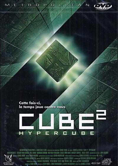 Cube 2 : Hypercube francais Dvd Rip XVID preview 0