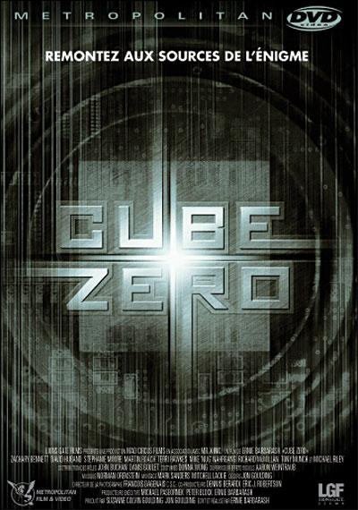 Cube 3 : Cube Zero Francais Dvd Rip XVID preview 0