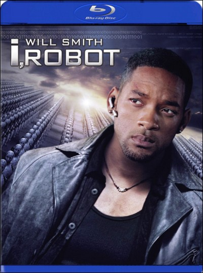 I Robot 2004 BDRip 720p x264 iDHD preview 0