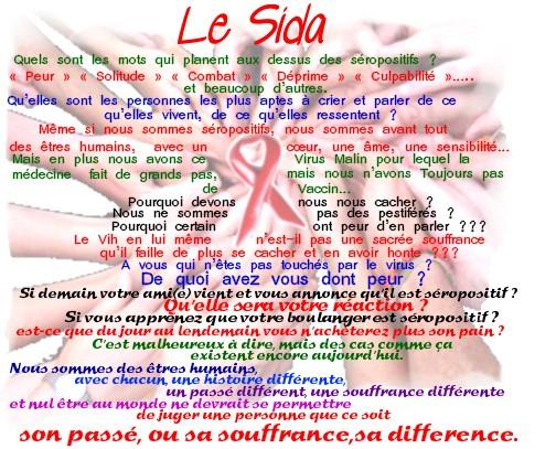 Site de rencontre pour personne ayant le sida