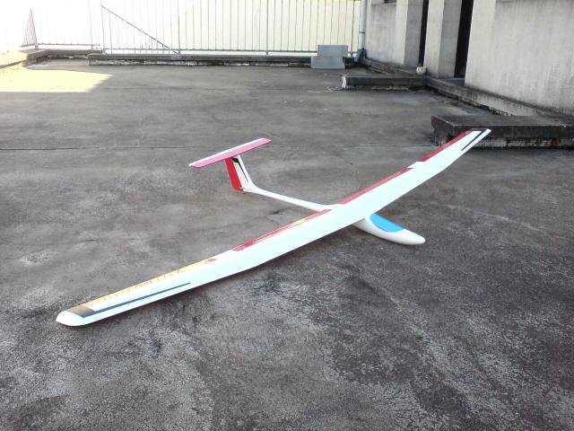 Mon nouveau planeur. 081012025341228112600783
