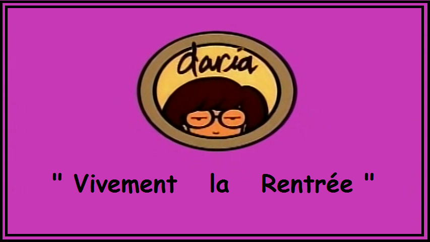 Daria   1   Vivement la rentrée (Is it Fall Yet) avi preview 2