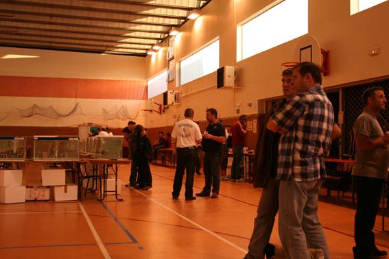 Compte rendu de nos participation au 29è congrés de L'AFC à Champ-le- Bœuf, Laxou/Maxeville (54) du 10au 12 octobre 2008 081013073310432792608148