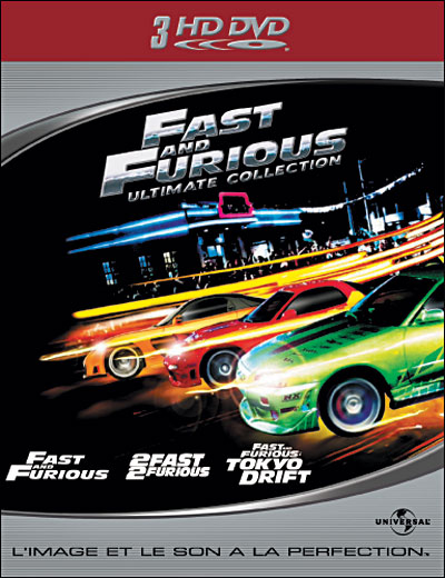 Fast and Furious Trilogie HD DVDRip 720p x264 preview 0