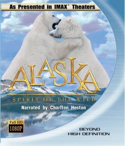 IMAX   Alaska Spirit of the Wild   BDRip 720p   Gaia preview 0