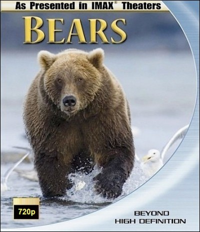 IMAX   Bears 2001 BDRip 720p x264 iON preview 0