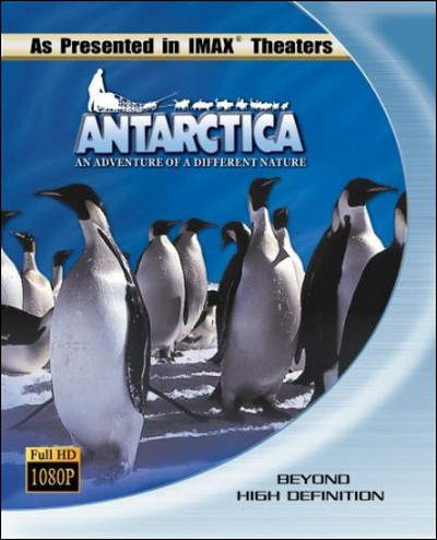 IMAX   Antarctica An Adventure Of A Different Nature 1991 BDRip 720p x264 preview 0