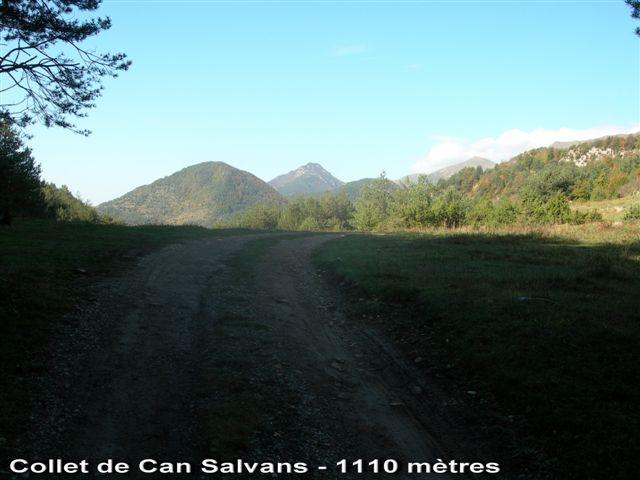 Collet de Can Salvans - ES-GI-1110 j